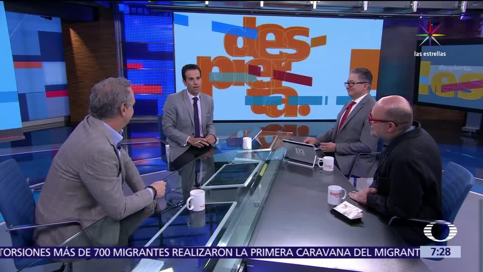 periodista Ricardo Raphael, Joaquín Quintana, Fundación Convivencia Sin Violencia, violencia juvenil
