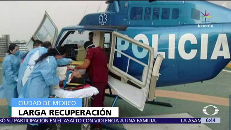 terapia intensiva, sacerdote José Miguel Machorro, agredido, Catedral CDMX