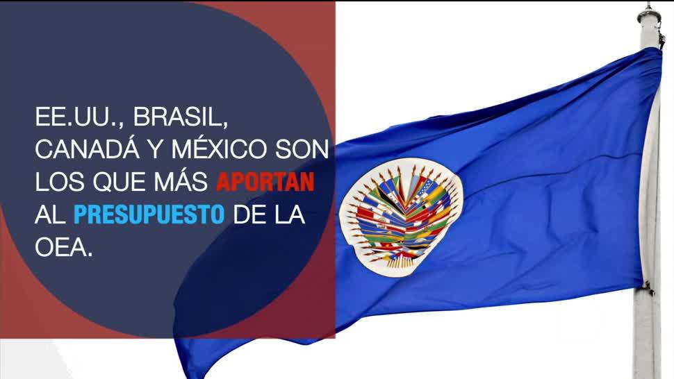 noticias, forotv, OEA, misiones complicadas, falta de presupuesto, Asamblea General de la OEA