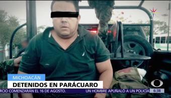 Ignacio Rentería Andrade, 'El Cenizo', exlugarteniente, 'Los Caballeros Templarios', Michoacán