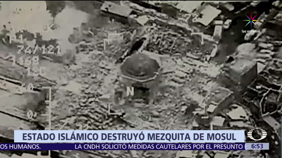 Estados Unidos, mezquita Al Nuri, Irak, terroristas, Estado Islámico
