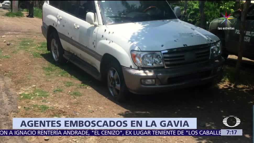 Agente emboscados, La Gavia, Guerrero, El Tequilero
