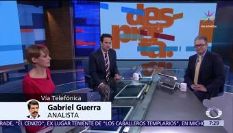 Gabriel Guerra, discusión en la OEA, OEA, crisis en Venezuela
