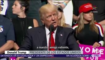 presidente Donald Trump, tiroteo,congresistas en Virginia, Virginia