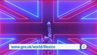 noticias, forotv, iniciativa, Innovation UKMk, embajada británica, ukmx