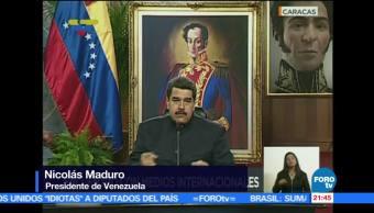 OEA, nunca entrará, Venezuela, Nicolás Maduro, almagro, Organización Estados Americanos