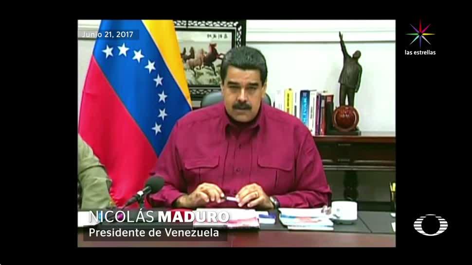 La tigra, Nicolás, Maduro, Delcy Rodríguez, participación, oea