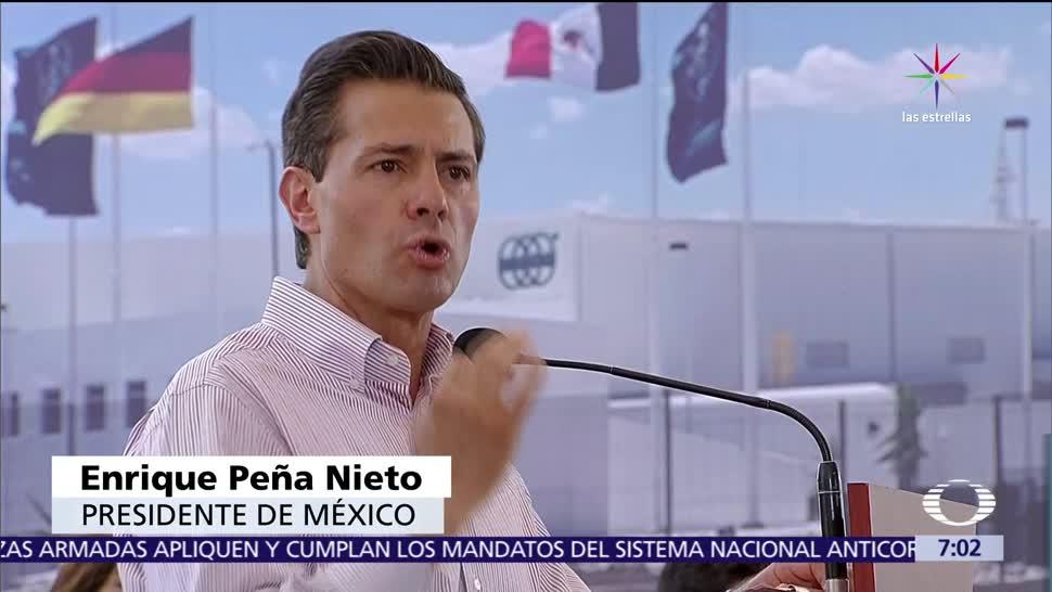 Enrique Peña Nieto EPN, niega, gobierno, espiado a periodistas