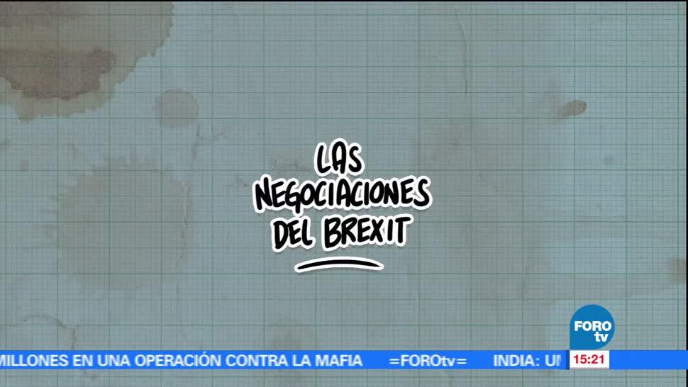 noticias, forotv, El ABC, negociaciones, Brexit, Gran Bretaña