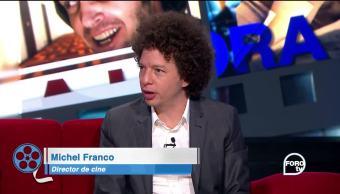 cineasta mexicano, Michel Franco, platica, películas favoritas, cine, entretenimiento