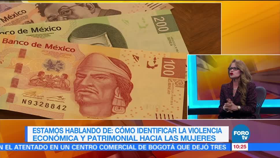 abogada Guadalupe Martínez, violencia económica, mujeres, patrimonial