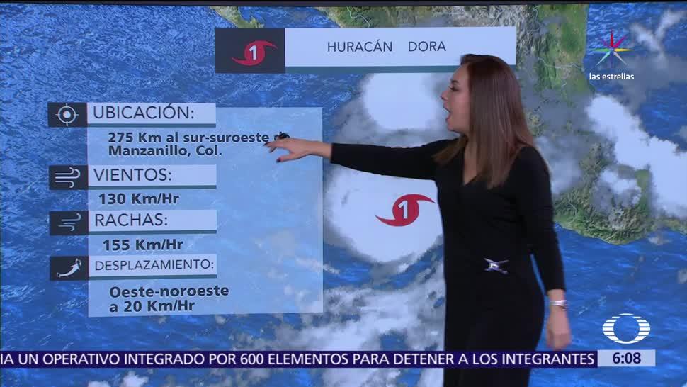 cielo nublado, potencial de tormentas, territorio nacional, actividad eléctrica