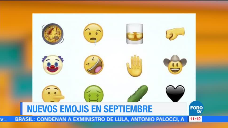 nuevos caracteres, nueva versión, 'libro universal', emojis