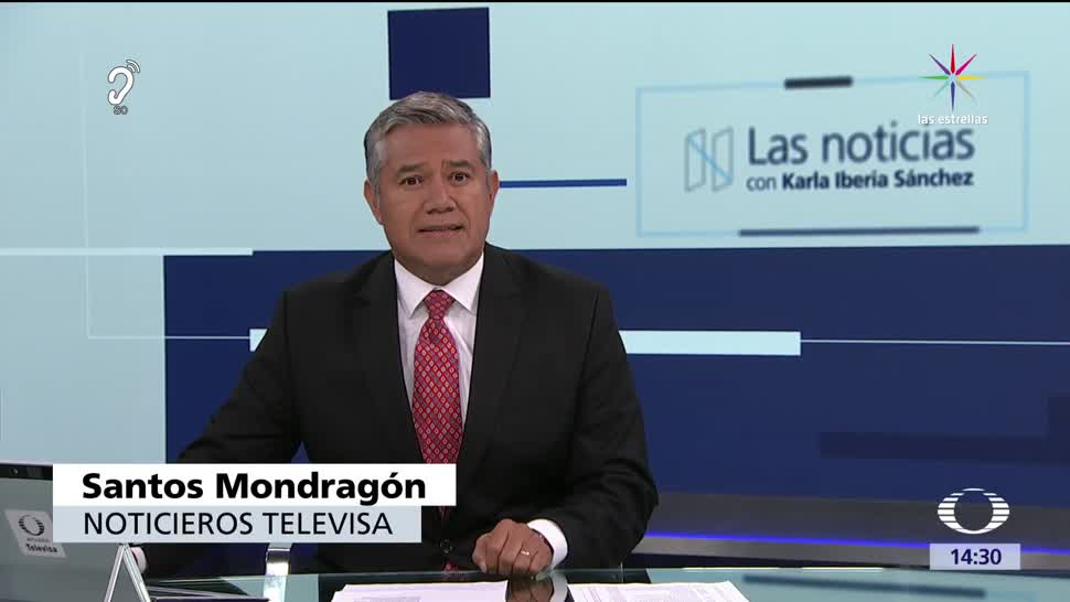 Las noticias con Karla Iberia Sánchez, Karla Iberia, Programa, Noticieros Televisa