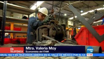 Aumentar, salario mínimo , inflación, Valeria Monroy,