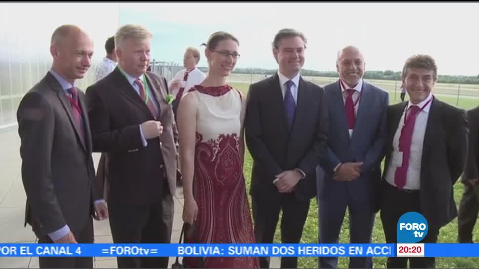 noticias, forotv, Nuño, destaca, fortalezas de México, Alemania