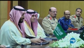noticias, forotv, millennial, hereda, corona saudita, Mohammed bin Salman