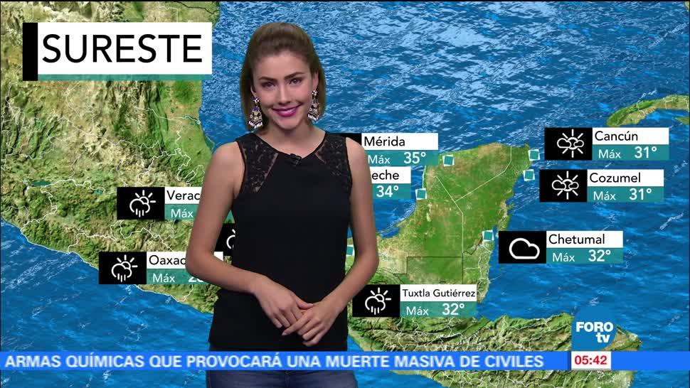 huracán 'Dora', onda tropical, lluvias, territorio nacional