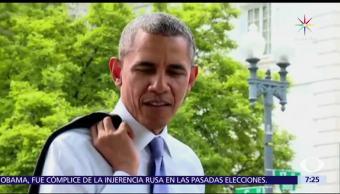 Donald Trump, Barack Obama, justicia, Hillary, ciberataques