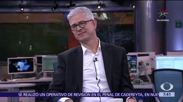 Javier Moreno, exdirector del periódico, democracia, populismo
