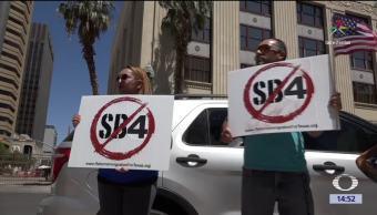 México, suspender, ley antiinmigrante SB4, Texas