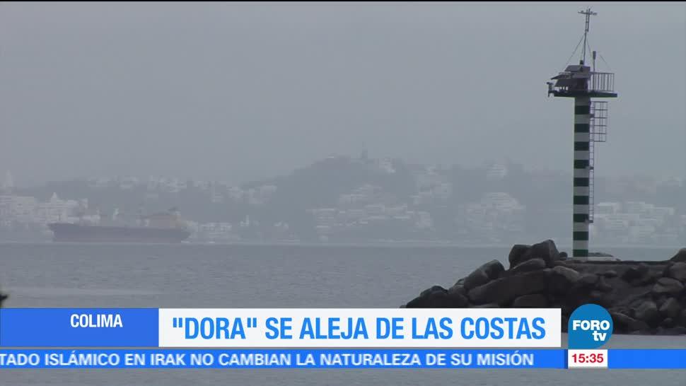 Dora, aleja, costas de Colima