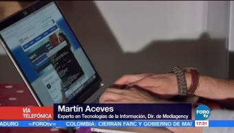 Martín Aceves, Recomendaciones, ransomware, virus maliciosos