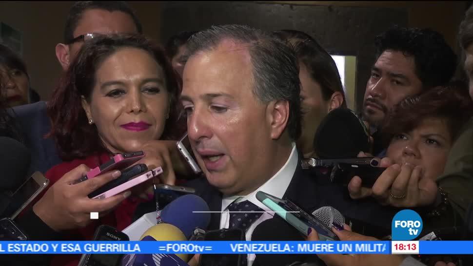 José Antonio Meade, anticipa, nuevo recorte,