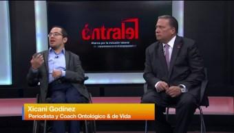 Xicano Godínez, Alejandro Olhovich, proyecto Éntrale, vicepresidente de RH de Televisa