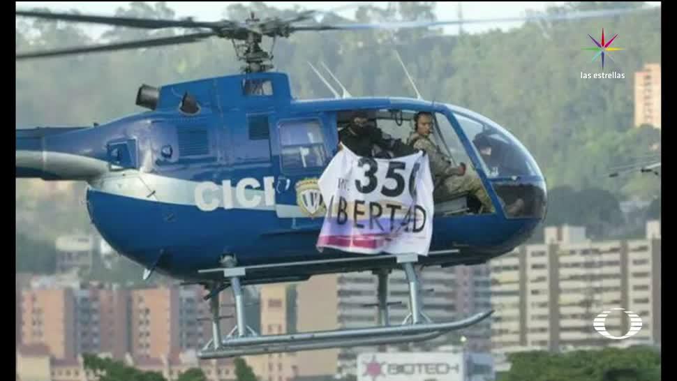 noticias, televisa, Tensión, desconfianza, Venezuela, inspector de la Policía Científica