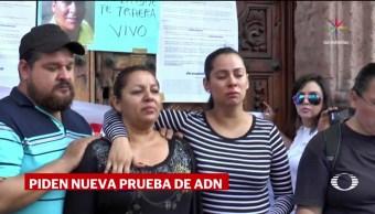 noticias, televisa, Familiares, periodista asesinado, piden, nueva muestra de ADN