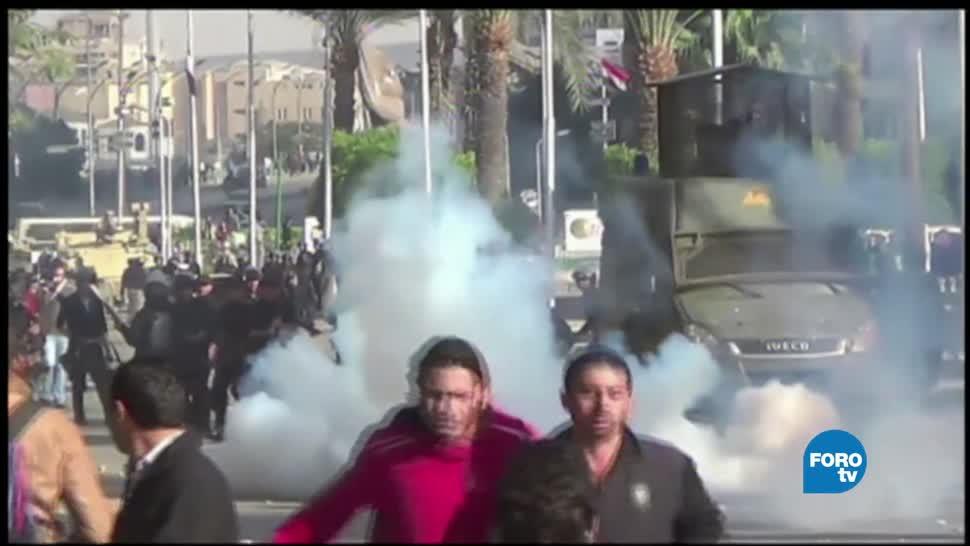 noticias, forotv, Represión, libertad de expresión, Egipto, elecciones