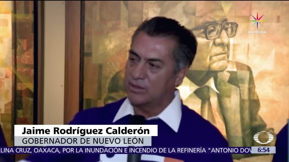 Gobernador, Nuevo León, expulsa a periodista, Jaime Rodríguez
