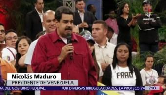 Nicolás Maduro, usará las armas, gana las elecciones