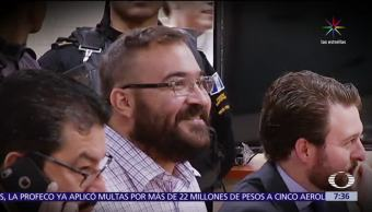Javier Duarte, extradición a México, Guatemala