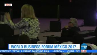 Santa Fe, CDMX, equipo de trabajo, Foro WOBI Leadership 2017