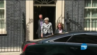 noticias, forotv, Theresa May, pelea, condiciones, Brexit