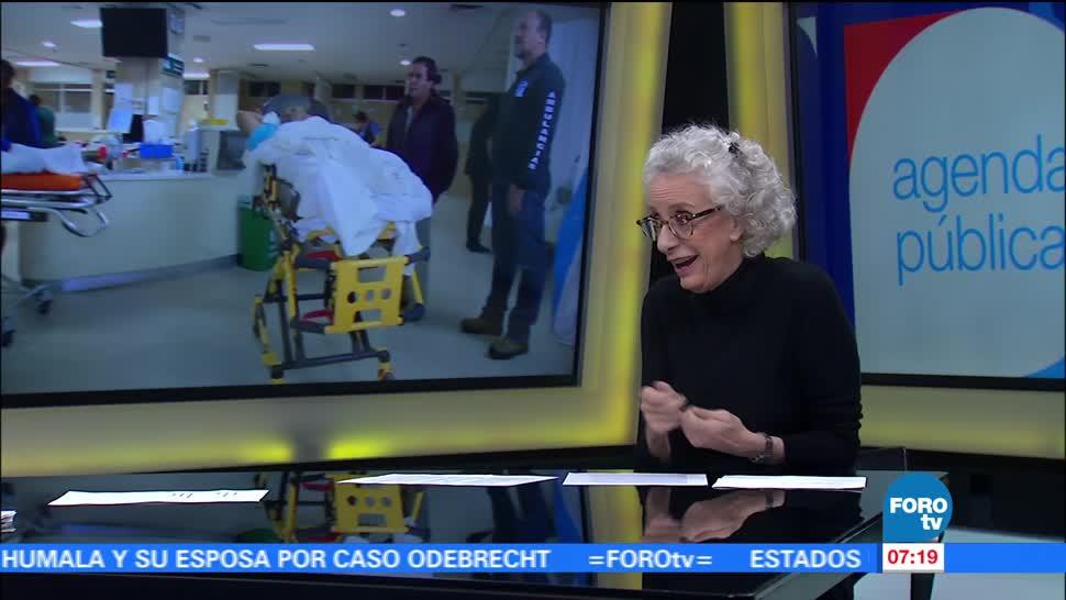 Práctica, Ética de la eutanasia, Marta Lamas, investigadora de la UNAM