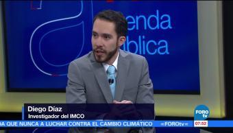 Informe Legislativo, presentado, IMCO, Diego Díaz