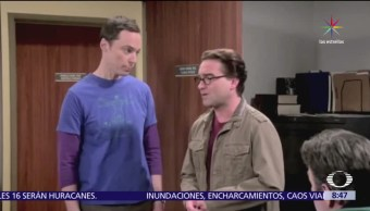 Incendio forestal, destruye casa, John Galecki, Big Bang Theory