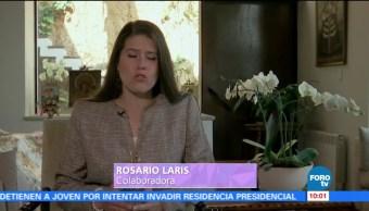 Libro de sexualidad, promueve, aborto, Rosario Laris