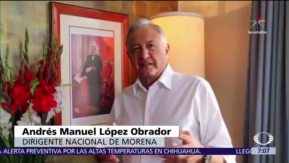 noticias, televisa, AMLO, José Antonio Meade, candidato, PRI en 2018