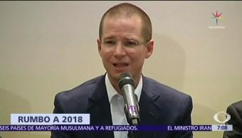 noticias, teelvisa, Se reúnen, presidenciables, Partido Acción Nacional, calendario hacia el 2018