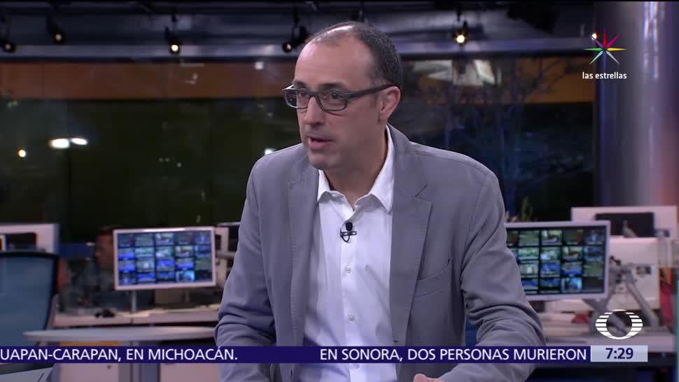 noticias, televisa, Despierta con Cultura, De lo sagrado a lo profano, San Carlos, Julio Patán