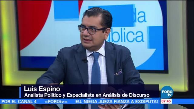 noticias, forotv, Críticas, republicanos, Donald Trump, Luis Espino