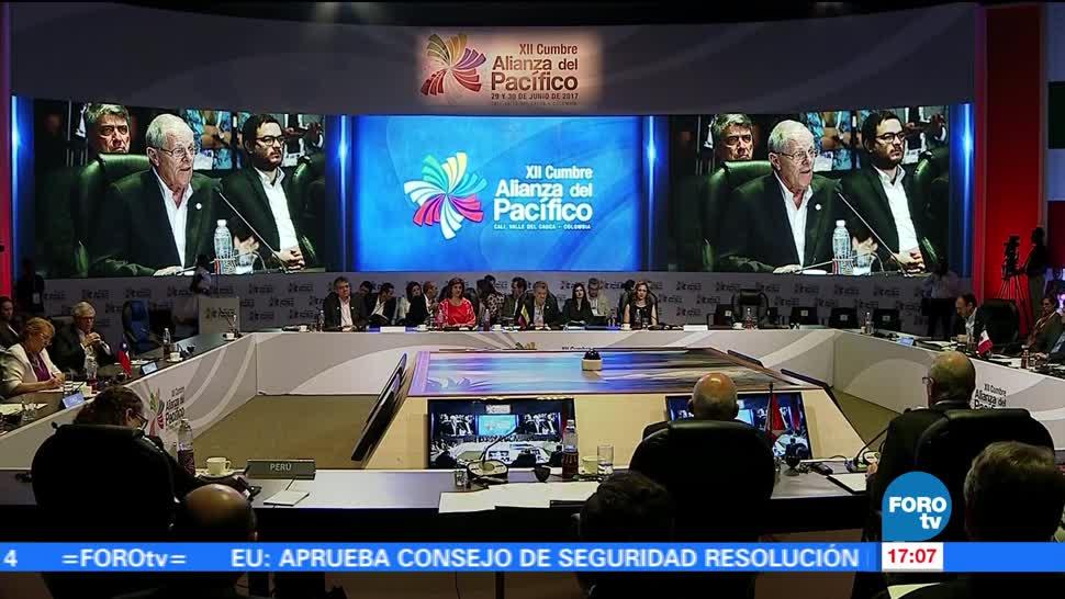 noticias, forotv, Respalda, EPN, libre comercio, Alianza del Pacífico