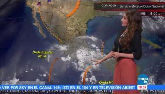 noticias, forotv, El Clima, Mayte Carranco, clima, mayte carranco