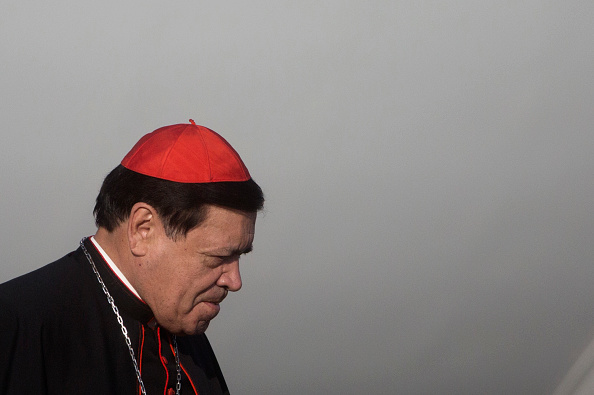 Norberto Rivera, arzobispo primado de México