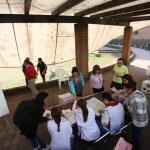 Miles de votantes acuden a las urnas en cuatro estados de México (EFE)