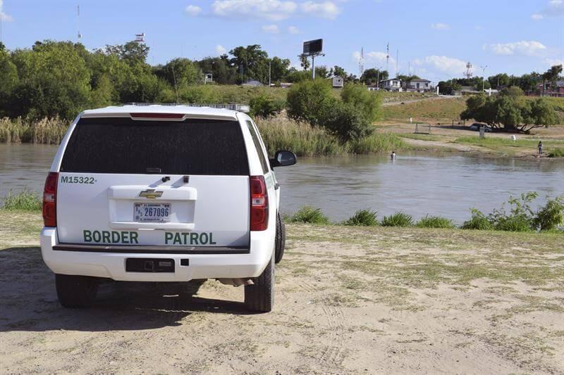 Rescatan, Indocumentados, Laredo, Texas, Migración, Migrantes